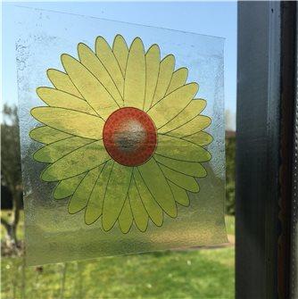 Sunflowers fly catcher, set of 20