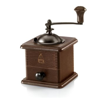 Traditional coffee mill